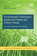 Pdf Environmental Technologies, Intellectual Property and Climate Change Telecharger