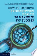 How to Improve Preconception Health to Maximize IVF Success Book