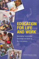 Pdf Education for Life and Work