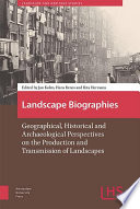 Landscape biographies