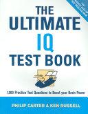 The Ultimate IQ Test Book