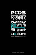 PCOS is A Journey I Never Planned Or Asked For  But I Choose To Love Life   Hate The Disease and Fight