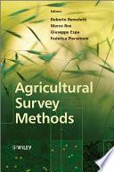 Agricultural Survey Methods