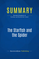 Summary  The Starfish and the Spider