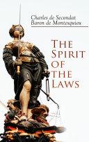 The Spirit of the Laws [Pdf/ePub] eBook