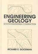 Cover of Engineering Geology