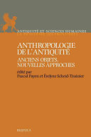 Anthropologie de l'Antiquité