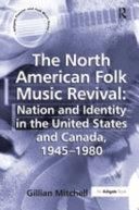 The North American Folk Music Revival