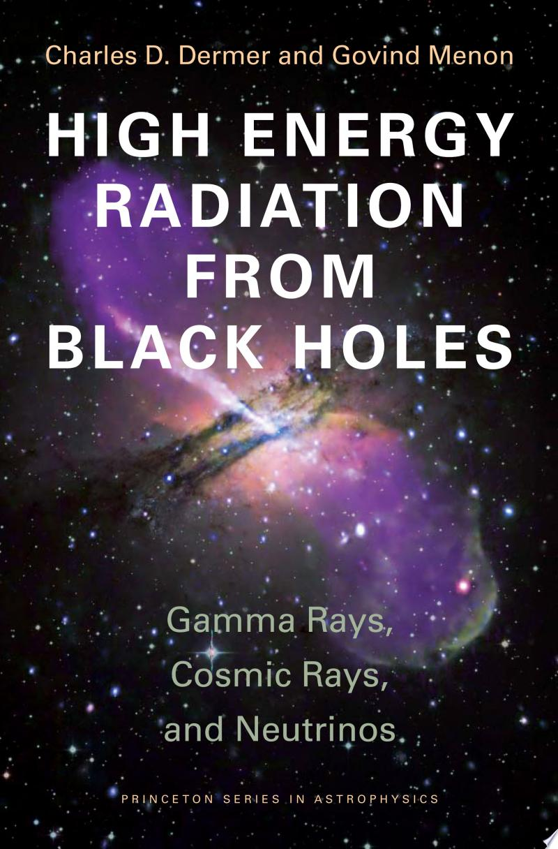 High Energy Radiation from Black Holes banner backdrop
