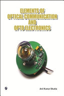 Elements of Optical Communication and Opto Electronics
