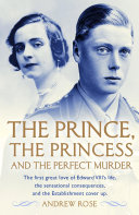 The Prince, the Princess and the Perfect Murder Book