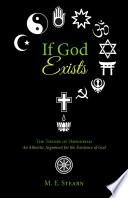If God Exists Book PDF