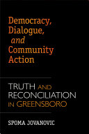 Democracy, Dialogue, and Community Action ebook