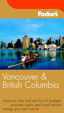 Vancouver and British Columbia