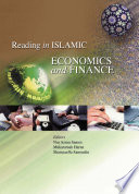 Readings in Islamic Economics and Finance  UUM Press  Book
