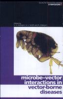 Microbe-vector Interactions in Vector-borne Diseases