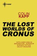 The Lost Worlds of Cronus Pdf/ePub eBook