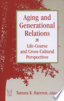 Aging and Generational Relations Book PDF