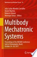 Multibody Mechatronic Systems
