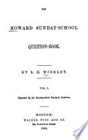 The Howard Sunday school Question book Book