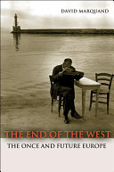 Pdf The End of the West Telecharger