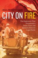 City on Fire Pdf/ePub eBook