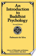 An Introduction to Buddhist Psychology Book PDF