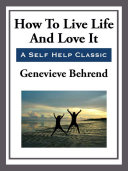 Pdf How to Live Life and Love it Telecharger