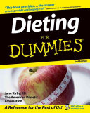 Dieting For Dummies Book PDF