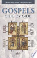The Gospels Side by side  Pamphlet