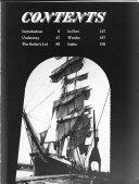 The twilight of sail
