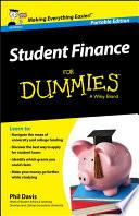 Student Finance For Dummies Uk