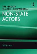 The Ashgate Research Companion to Non-State Actors