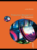 Production Management for Television