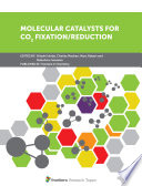Molecular Catalysts for CO2 Fixation/Reduction