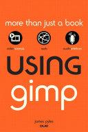 Using GIMP