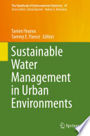 Sustainable Water Management in Urban Environments Book