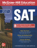 McGraw Hill Education SAT 2021
