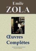 Pdf Emile Zola : Oeuvres complètes — 101 titres et annexes (Nouvelle édition enrichie) Telecharger