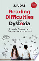 Reading Difficulties and Dyslexia Book