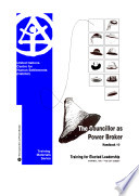 Councillor As Power Broker  Handbook 10  THE  Book