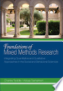 Foundations Of Mixed Methods Research Book PDF