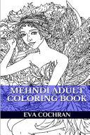 Mehndi Adult Coloring Book