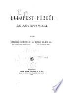 Budapest fürdői és ásványvizei