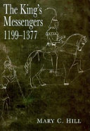 The King s Messengers 1199 1377