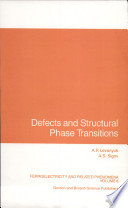 Defects and Structural Phase Transitions