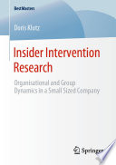 Insider Intervention Research