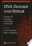DNA Damage and Repair Book