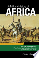 A Military History Of Africa 3 Volumes