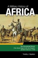 A Military History of Africa [3 volumes]